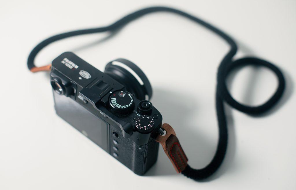 Fujifilm X100V Best Strap