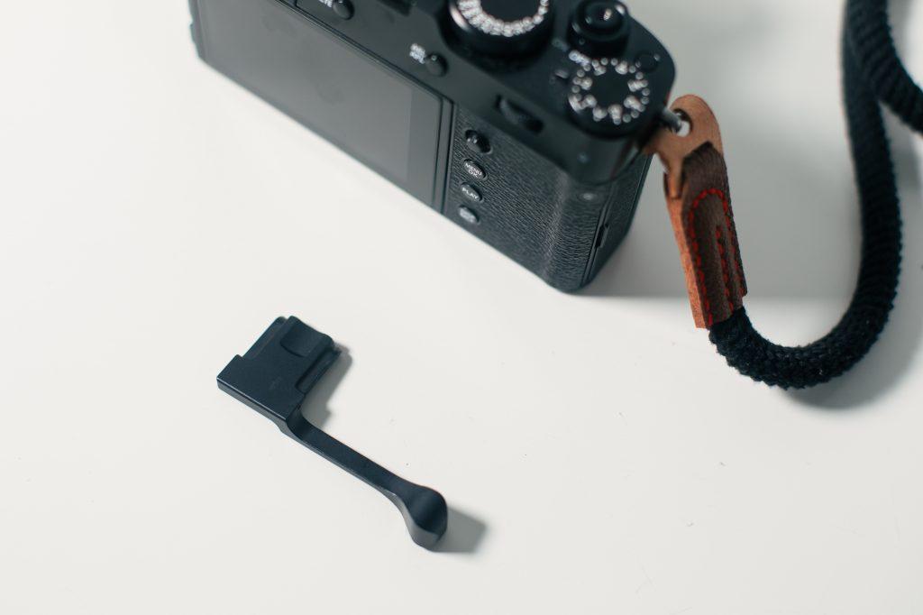 Best thumbgrip for Fujifilm X100V