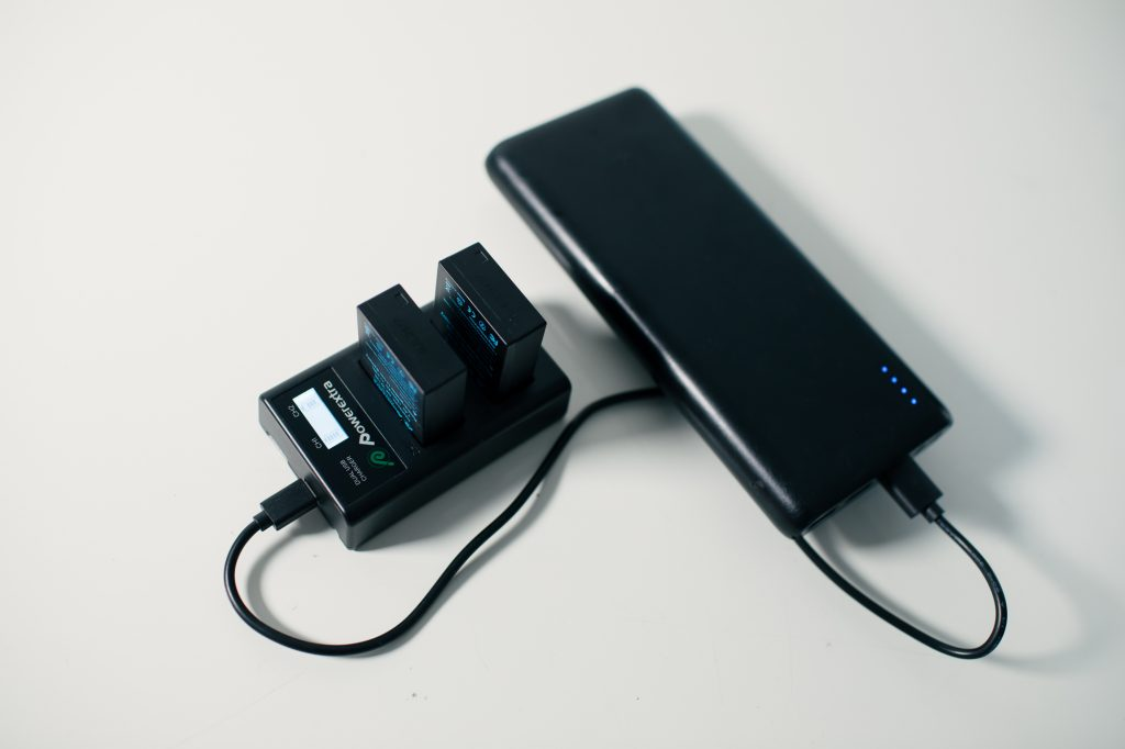Best battery charger for x100v Fujifilm x100